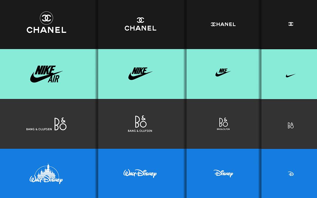 Logotipos responsive