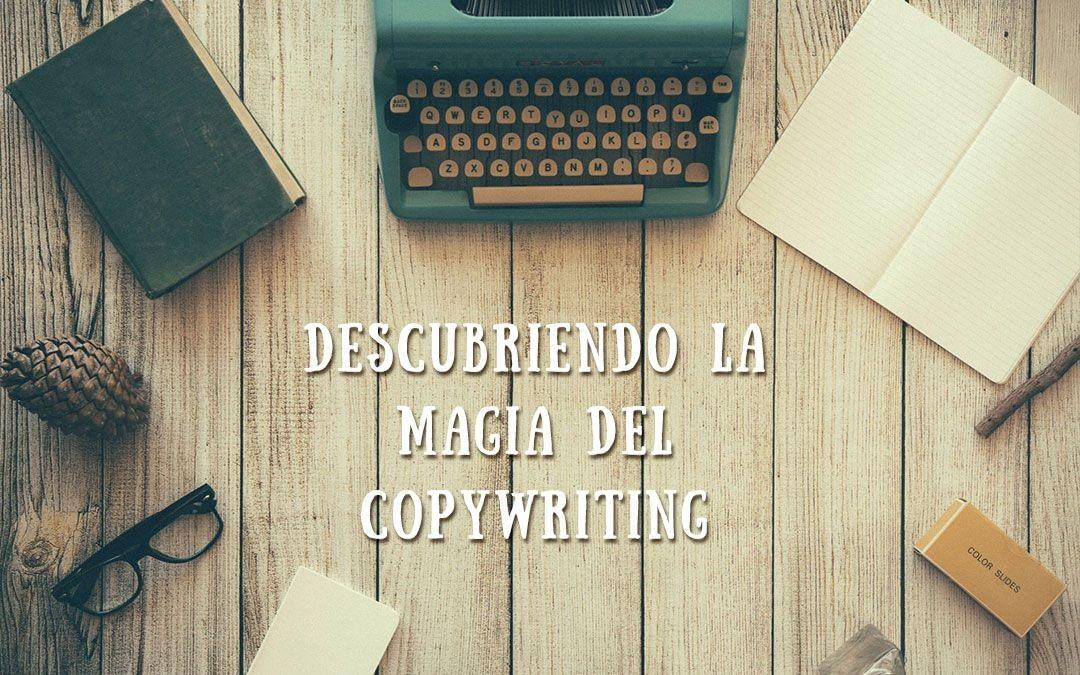 Descobrindo a magia dol copywriting